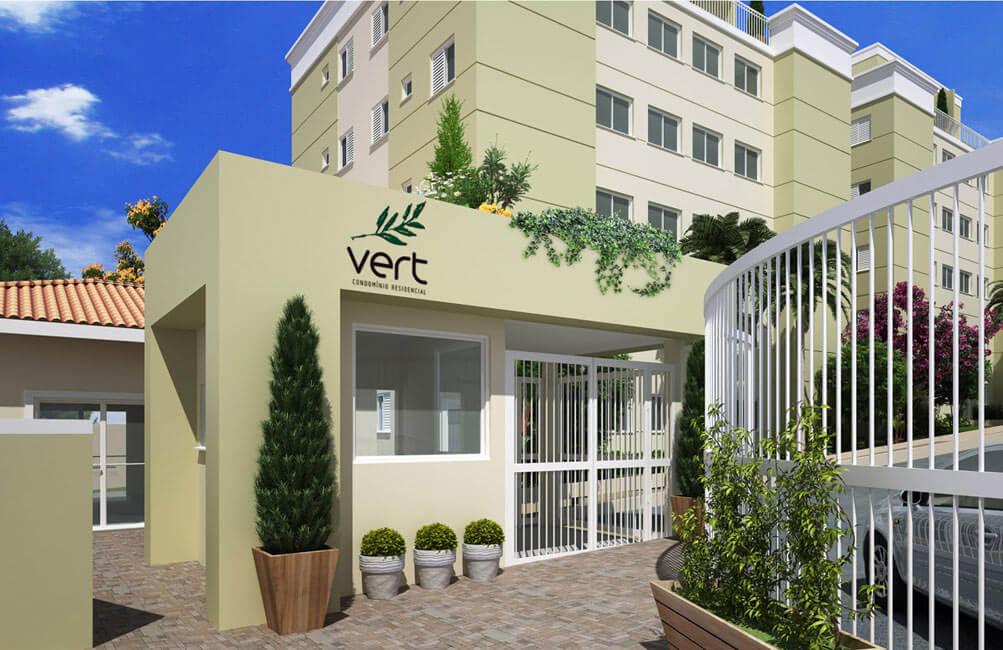Condomínio Residencial Vert
