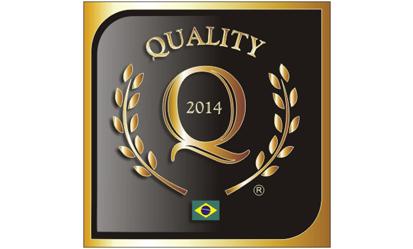 Construtora Vinocur recebe o Prêmio Quality 2014.